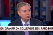 Graham: Paul not strong on foreign policy