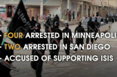 Six arrests in US, accused of supporting ISIS