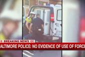 Baltimore police release surveillance video