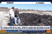 Preventing future off-shore oil spills