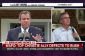 Key Christie ally reportedly backing Jeb