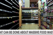 New film highlights issue of food waste in US