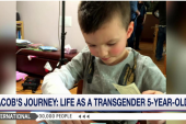 Transgender child's parents share their story