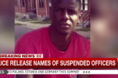 Six Baltimore cops suspended in Freddie...