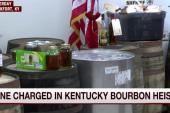 Nine charged in Kentucky bourbon heist