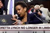 Senate set to vote on Lynch nomination