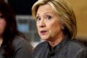 A losing issue for Hillary Clinton?