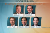 Koch brothers ready to invest in GOP primary?