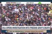 DOJ opens investigation in Baltimore