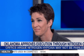 Oklahoma approves execution through...