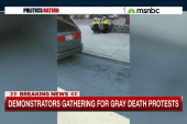 Justice Dept. probes Baltimore PD shooting
