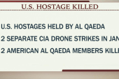 Hostage deaths raises questions over strikes