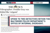 Was Freddie Gray given a 'Nickel Ride?'
