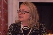 Hillary Clinton under siege