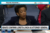 Loretta Lynch makes history with confirmation