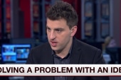 Airbnb head: City laws shouldn't limit our...
