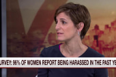 Majority of women face street harassment:...