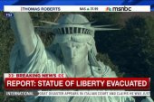 Report: Statue of Liberty evacuated
