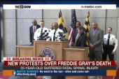 Calling for accountability in Baltimore
