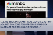 Bobby Jindal's far right legislation