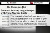 Comcast withdraws merger bid
