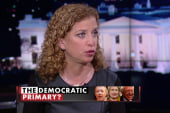 DNC chair on the 2016 Democratic primary