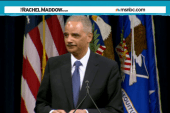 Eric Holder bids farewell to Washington