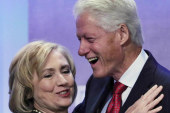 The appearance of a Clinton scandal