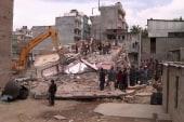 Rescue efforts underway in Nepal