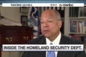 Jeh Johnson speaks to American resilience