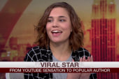 Viral star releases 'Sunshine Girl' book