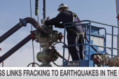 New report links fracking to earthquakes