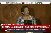 Lynch: 'We can restore trust and faith'