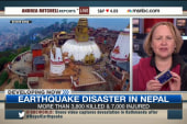 Global aid pours into Nepal after fatal quake