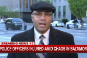 Fmr. Baltimore cop: This is a youth uprising