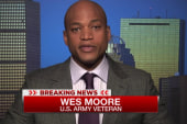 Wes Moore: Demonstrations a long time coming