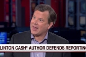 'Clinton' author: Book not timed to campaign