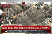 '300 Men' protecting citizens in Baltimore