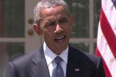 Obama: Baltimore riots are counterproductive