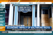 Baltimore businesses impacted by riots