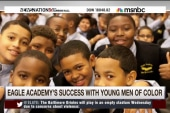Eagle Academy's success with young men of...