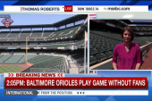 Orioles VP explains rationale behind decision