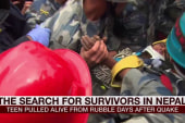 'Miracle rescue' after Nepal earthquake