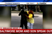 Baltimore mom sparks national discussion