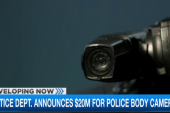Bipartisan support for police body cameras