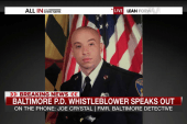Whistleblower cop on problems with...