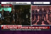 Night 4: Police make arrests as curfew begins
