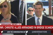 Christie allies arraigned in bridge scandal