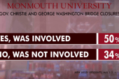 Christie personally involved in Bridgegate...