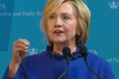 Hillary Clinton to address immigration issues